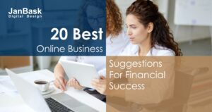 20 best online business suggestion