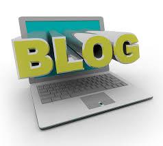onilne blogging