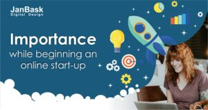 Importance while beginning online startup