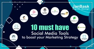 10 Must Have Social Media Tools to Boost Your Marketing Strategy