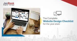 The complete Website Design Checklist for the year 2020