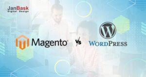 magento vs word press