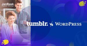 tumblr vs wordpress