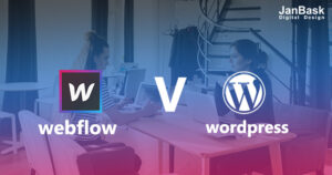 Comparison of WordPress and WebFlow