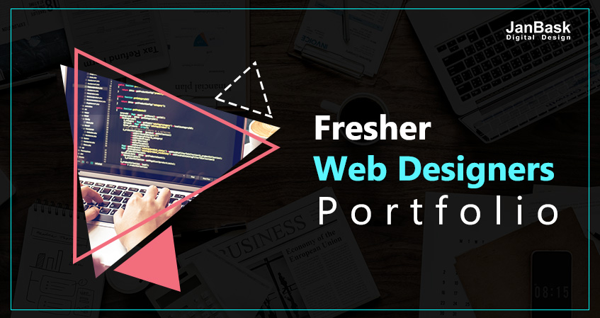 Creating The Perfect Web Design Portfolio As A Fresher