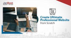 Create Ultimate Professional Website