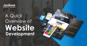 When Developing a Website?