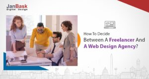 Freelancer vs web design agency