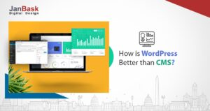 How Is WordPress better than CMS