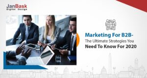 B2B Marketing Strategies 2020
