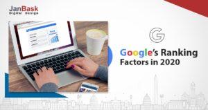 google ranking factor 2020
