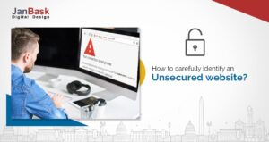 How to carefully identify an unsecured website