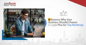 Business Should Choose Google Plus