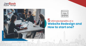 benefits of a website redesign