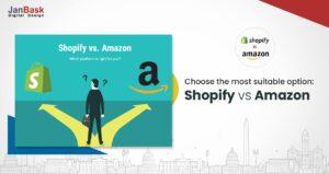 Amazon vs Shopify