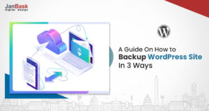 How to backup wordpress site