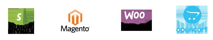 e-Commerce Magento Logo Part 1