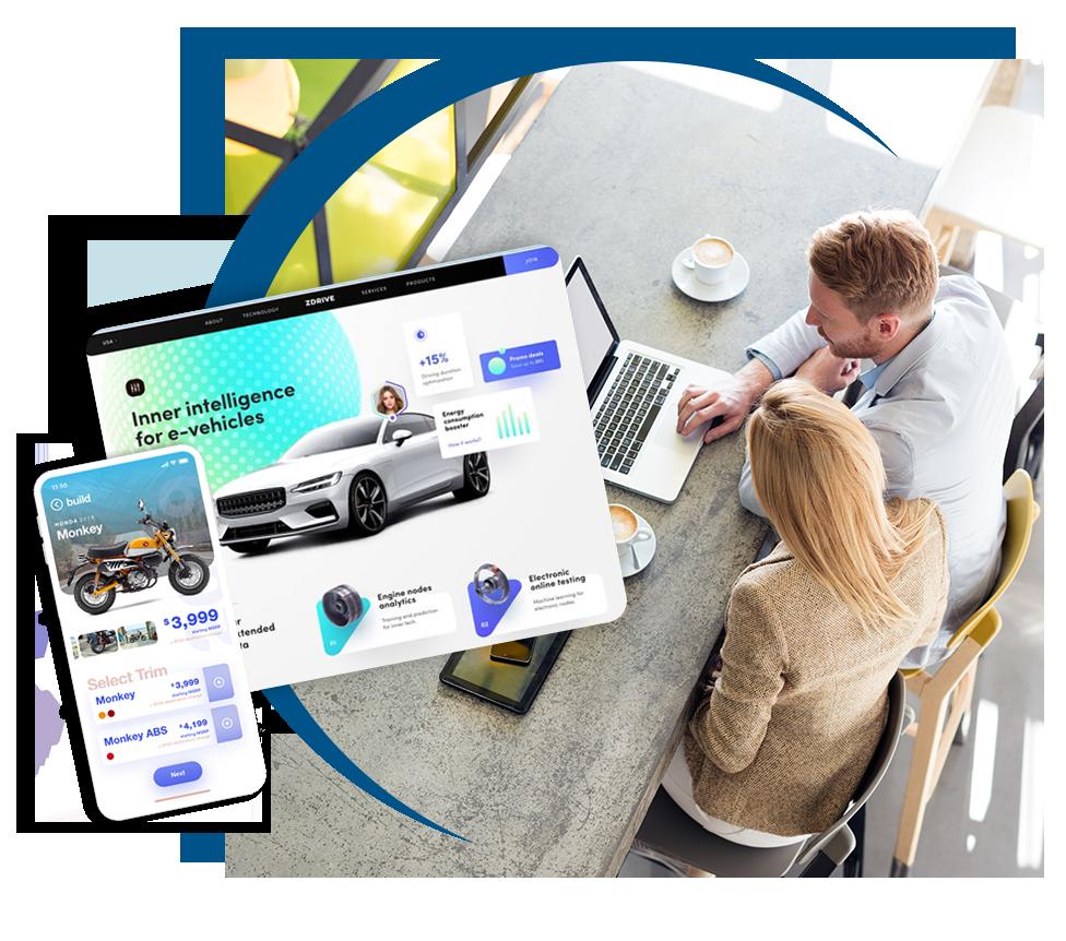 e-Commerce Magento Automobile