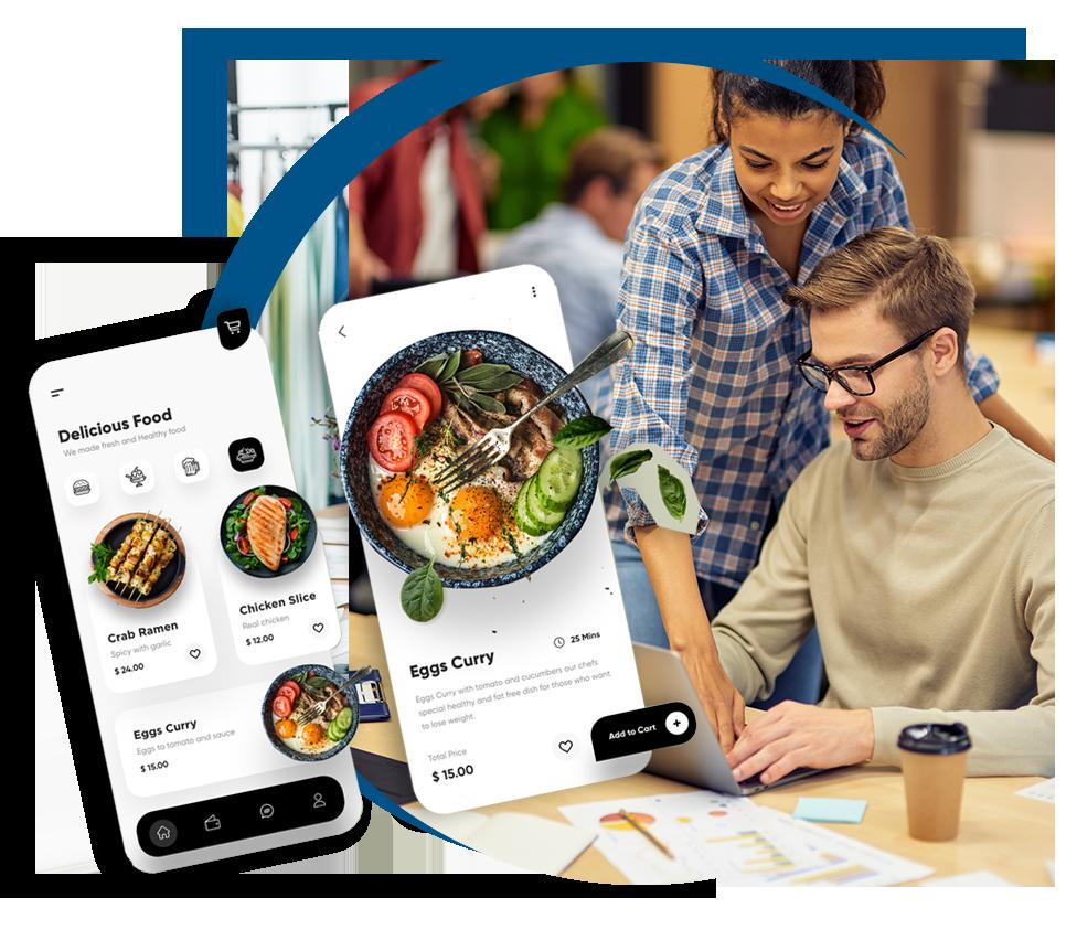 e-Commerce Magento Food