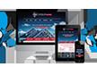 non profit website design classic layout